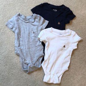 Baby gap 12-18 months onesies